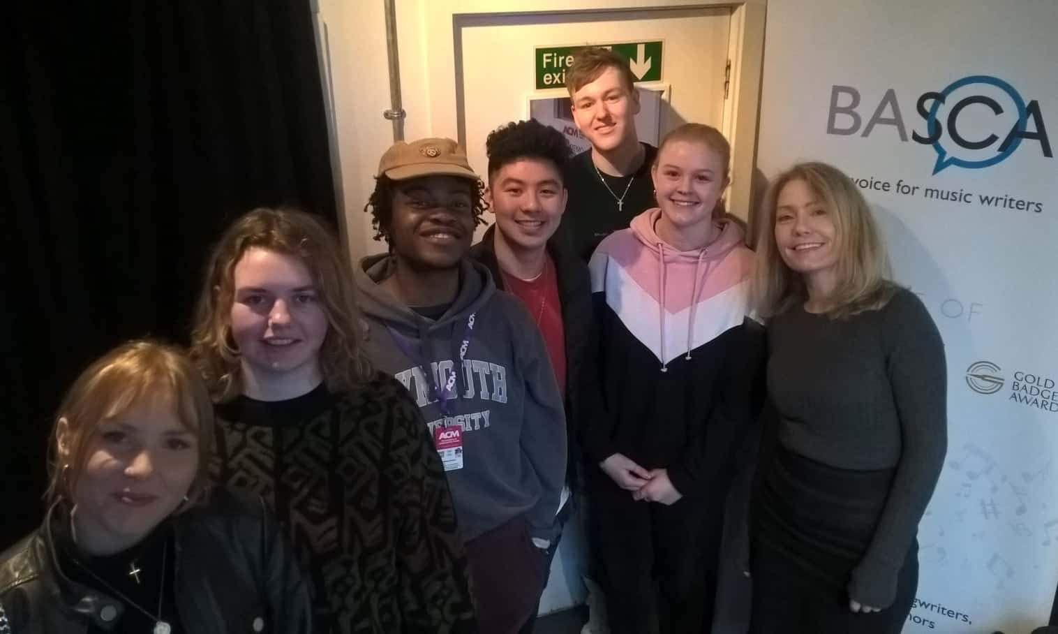 Emily Saunders at ACM Guildford