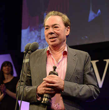 Sir Andrew Lloyd Webber, Fellow of The Ivors Academy