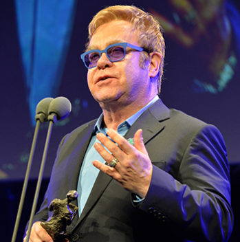 Sir Elton John, Fellow of The Ivors Academy