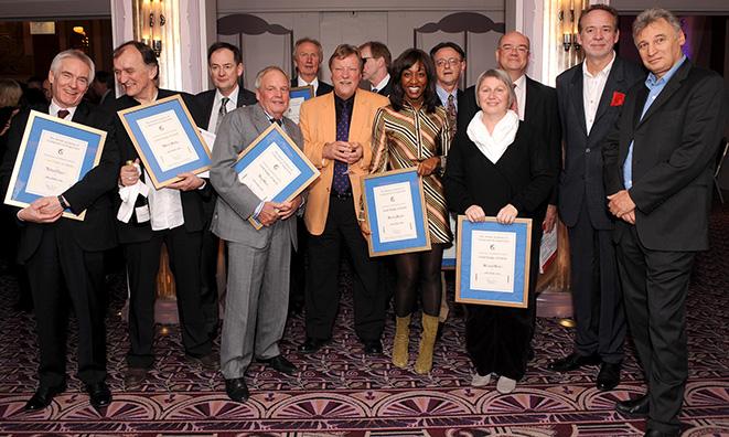 Gold Badge Recipients