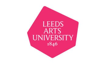 Leeds Arts University logo