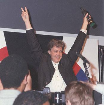 Sir Paul McCartney, Fellow of The Ivors Academy