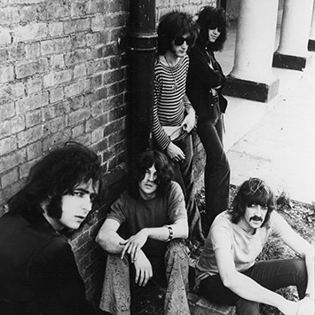 Ritchie Blackmore, Ian Gillan, Roger Glover, Jon Lord and Ian Paice. International Achievement