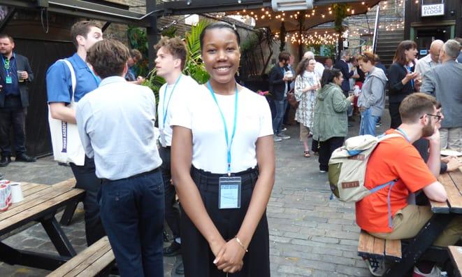 Winner of The Ivors Academy Songwriting Scholarship, Rachel Morgan