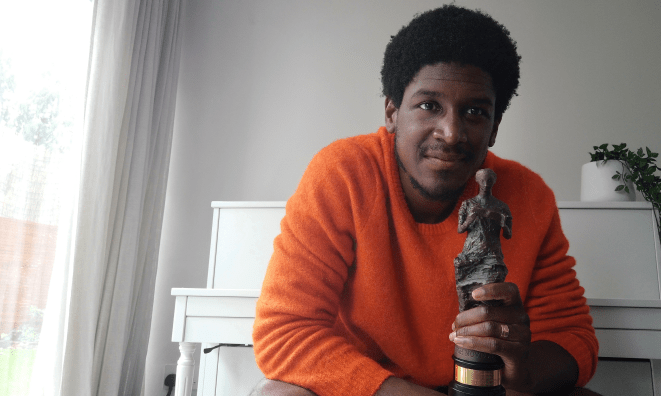 Labrinth, winner of Best Television Soundtrack at The Ivors 2020