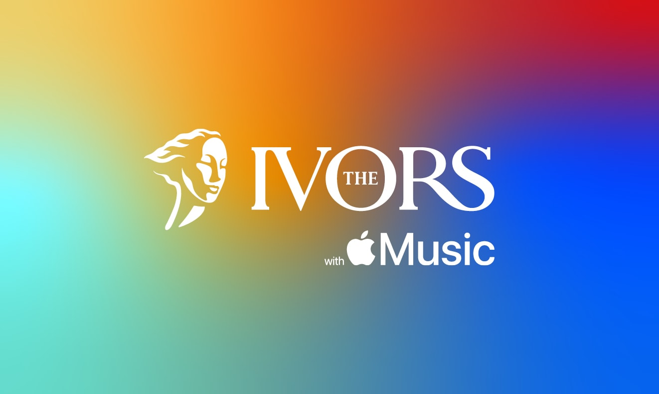 The Ivors with Apple Music logo