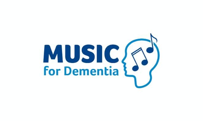 Music for Dementia logo